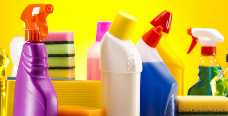 Cleaning And Kitchen Cleaning Products
