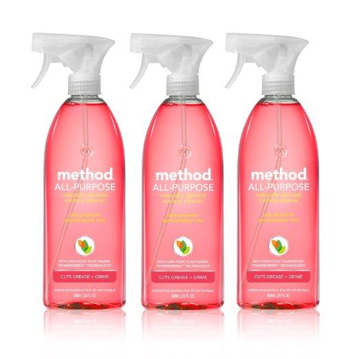 Method All Purpose Cleaner Pink Gfruit