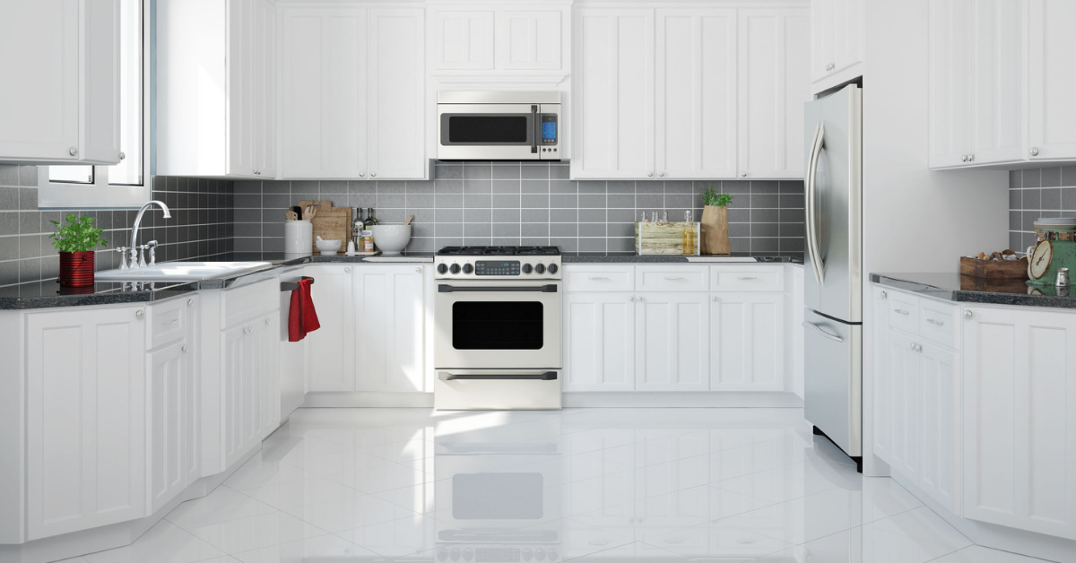 How To Clean Kitchen Tiles The Right Way King Of Maids Cleaning Services