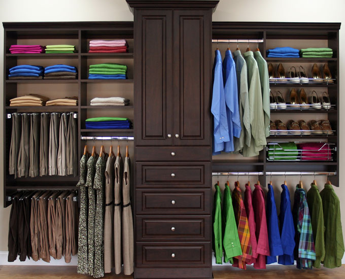 Organize Your Closet A Quick How To By King Of Maids