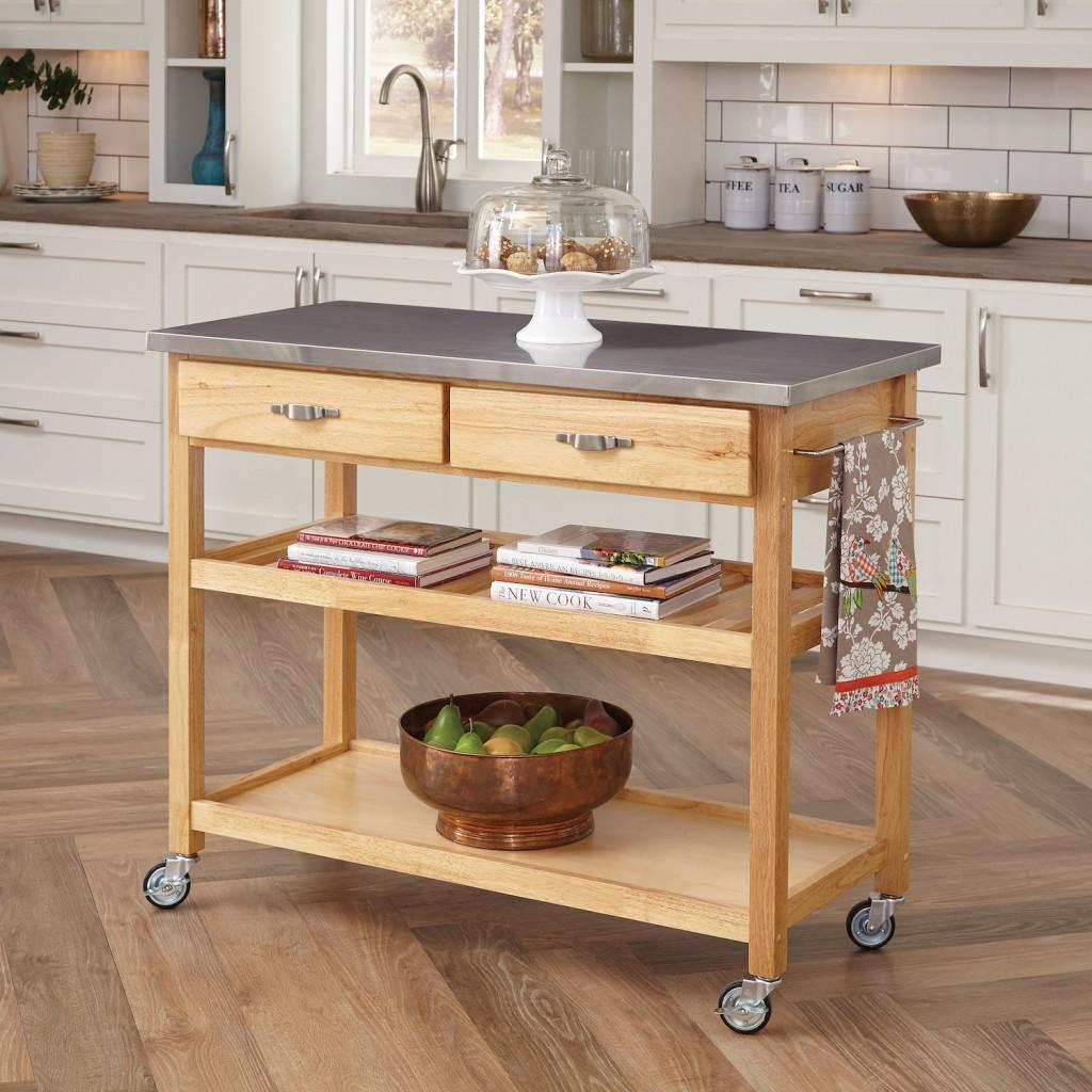 Maximize Kitchen Space