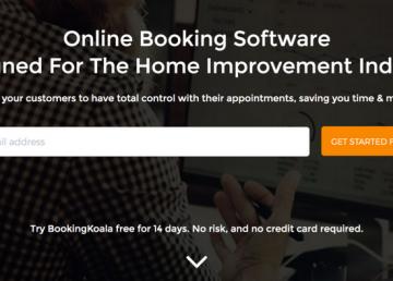 Maid Service Software - BookingKoala