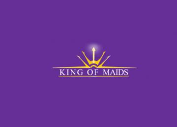 King of Maids Logo