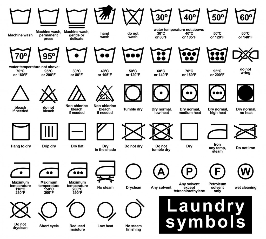 Laundry Guide Dos And Donts For Doing Laundry King Of Maids Blog