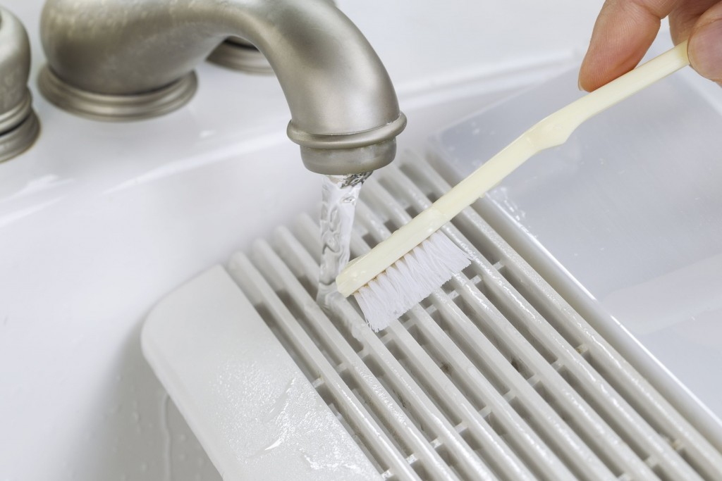 vent cover cleaning