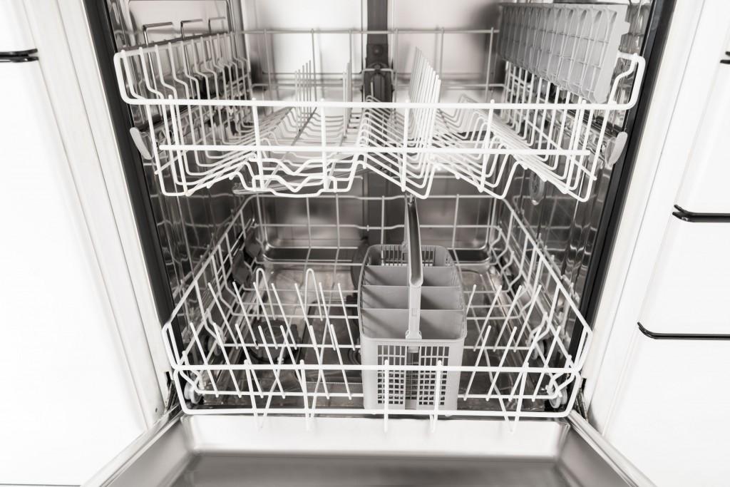 dishwasher empty
