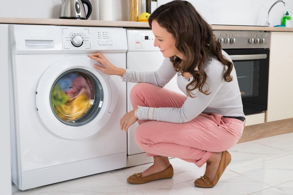laundry - washer