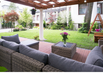 Backyard Patio - Feature 1 Image
