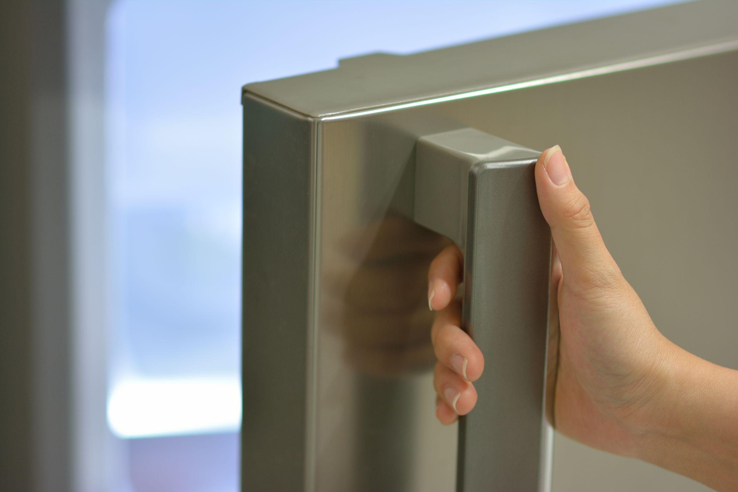 kitchen refrigerator handle