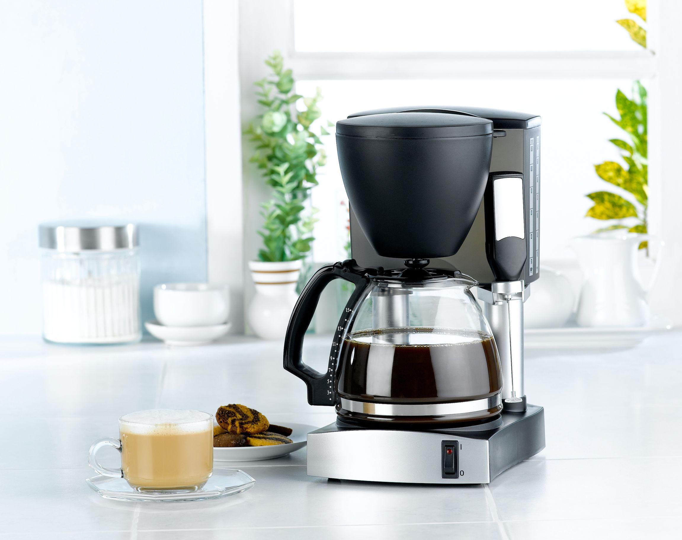 kitchen coffee maker