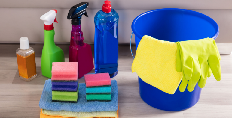 Kitchen Cleaning Products: Top 10 - King of Maids
