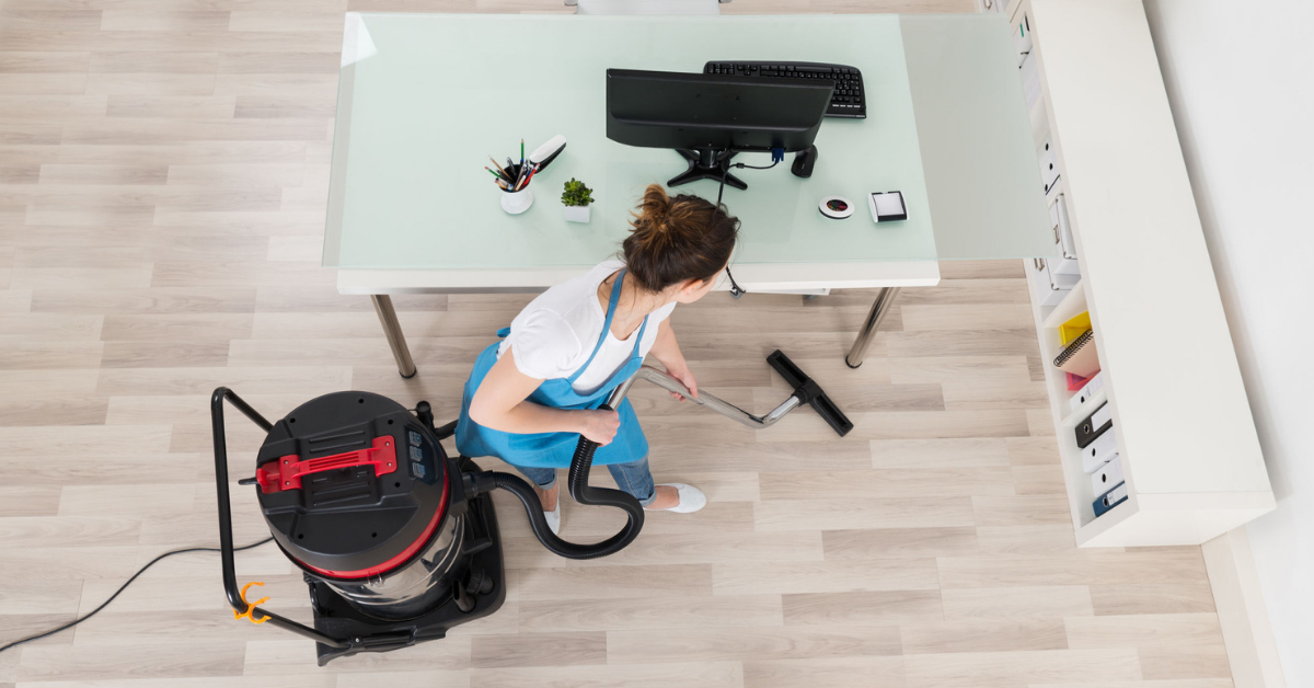 11 Benefits Of Hiring A Good Cleaning Service - King of Maids Blog