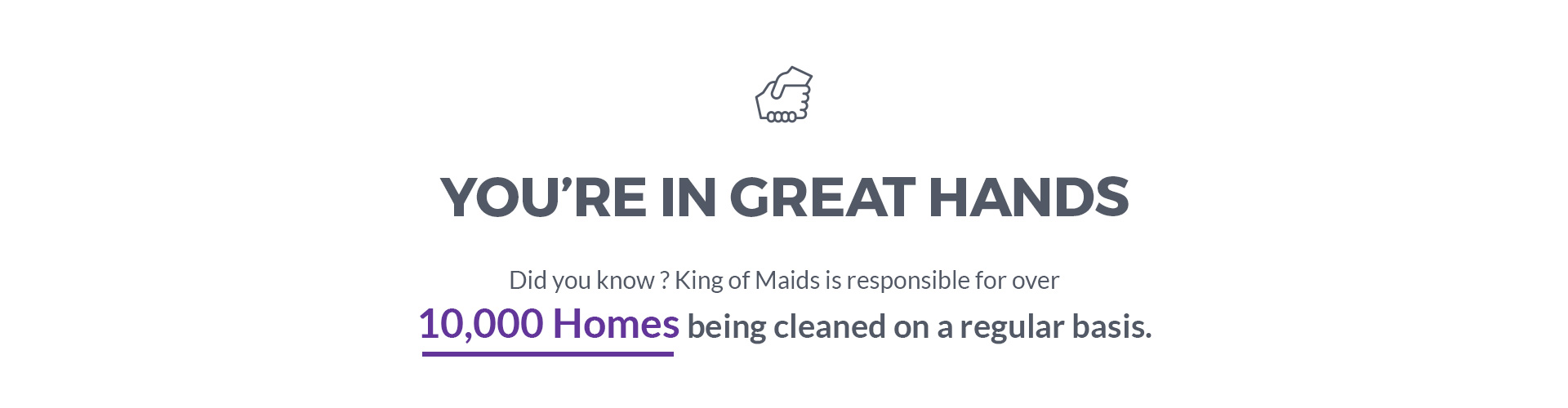 Cleaning Services NYC | King of Maids - View Our Instant Pricing!
